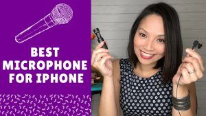 Best Microphone for iPhone