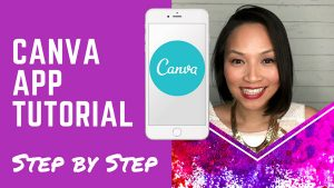 Canva App Tutorial - How to use Canva