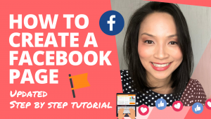 How to create a Facebook page tutorial