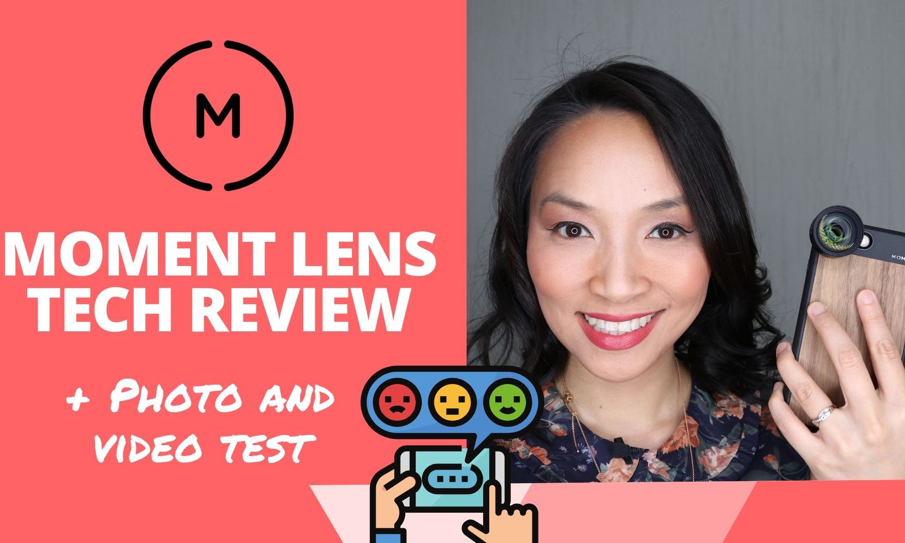 Moment Lens Review - best Lens for iPhone?