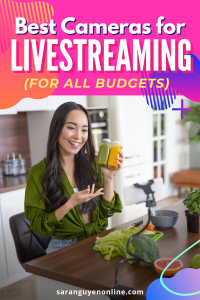Best Camera for Livestreaming