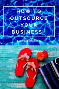 how to outsource your business
