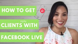 facebook live get clients