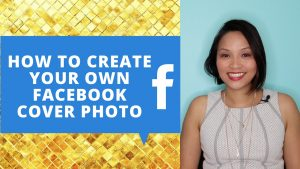 How to create a Facebook Cover photo