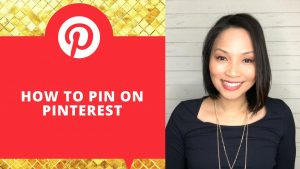 How to pin to Pinterest