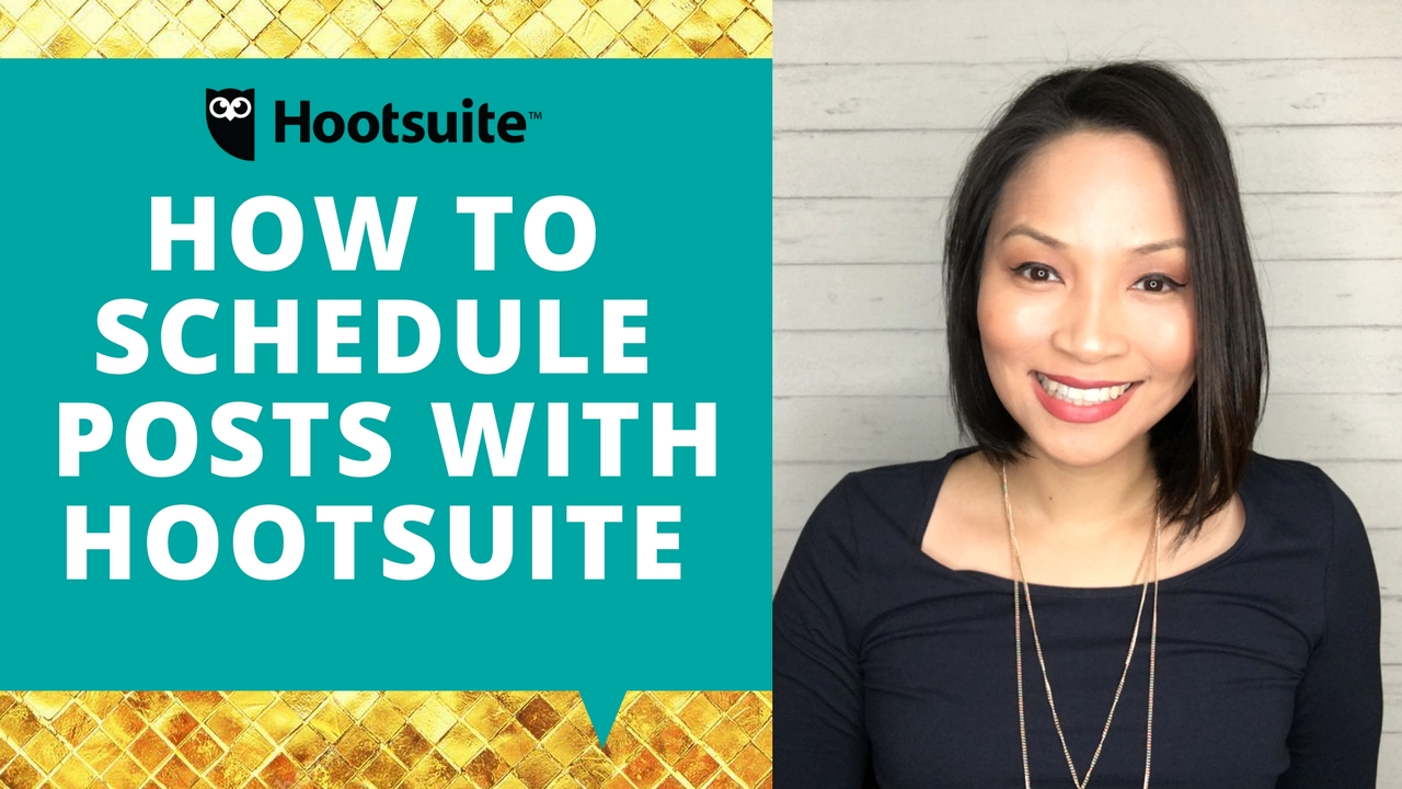 How to use Hootsuite – How to schedule posts on Hootsuite