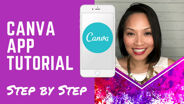 Canva App Tutorial – Step by Step guide on how to use Canva on iPhone to create stunning designs on the go