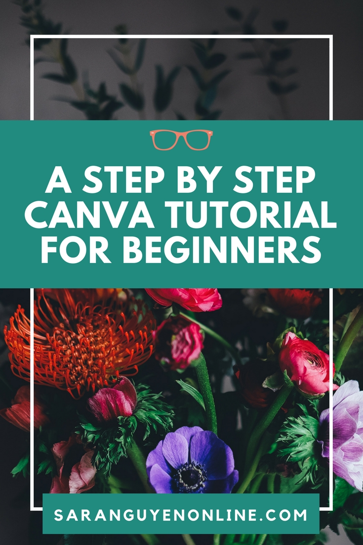 How to use Canva - A step by step Canva tutorial for