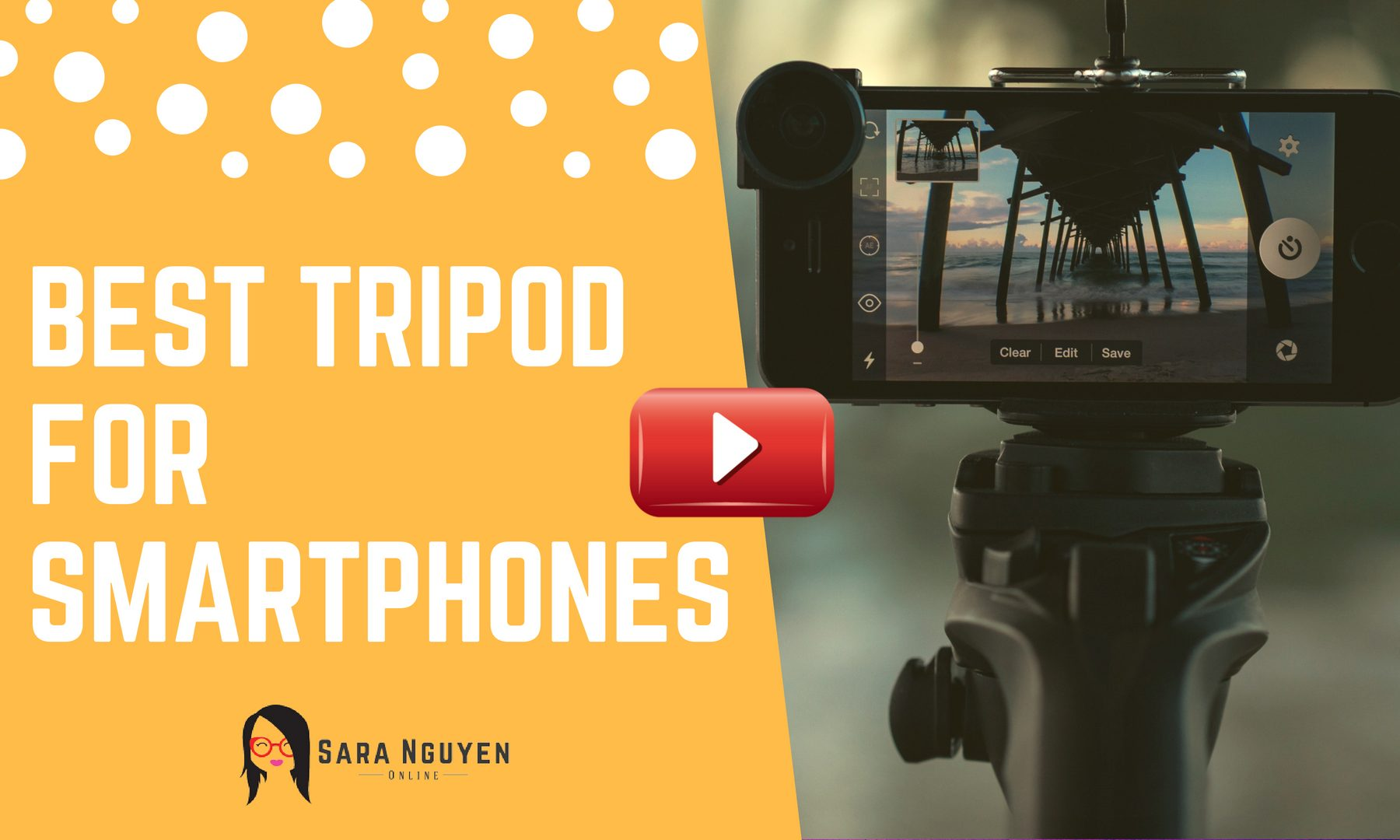 Best tripod for smartphones?