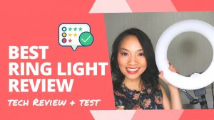 Best Ring Light Review and Test