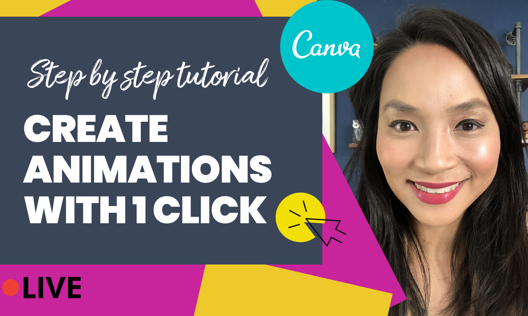 Canva Animations Tutorial